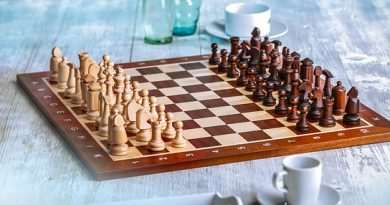 Getting Started In Chess : Part 1 – The Board