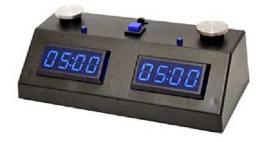 Top 5 Best Chess Clocks
