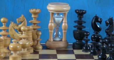 Getting Started In Chess: Part 6 – Chess Clocks A History